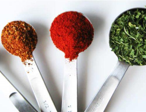 L'utilità funzionale delle spezie ed erbe aromatiche